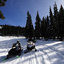 The Joy of Snowmobiling